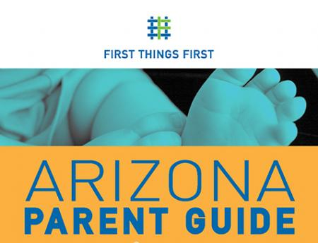Arizona Parent Guide cover image