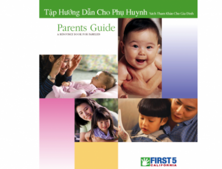 Photo of Parent's Guide (Vietnamese)