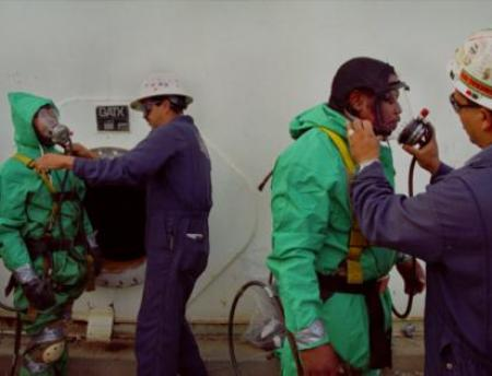 Workers entering a confined space face a host of potentially lethal hazards.