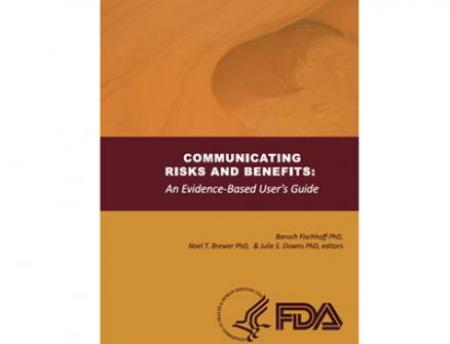 Cover of Book on Risk Communication