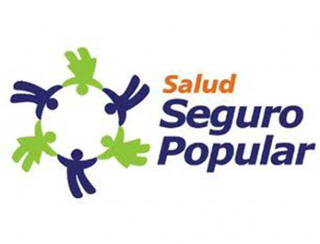Logo of Seguro Popular