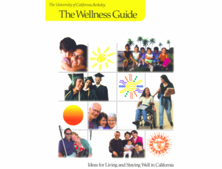 Photo of the 2004 Wellness Guide Cover