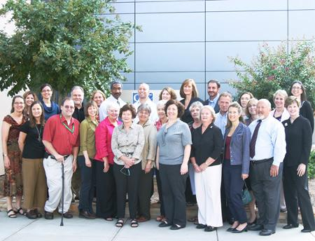 Participants at Healthy Aging Research Network meeting at CDC