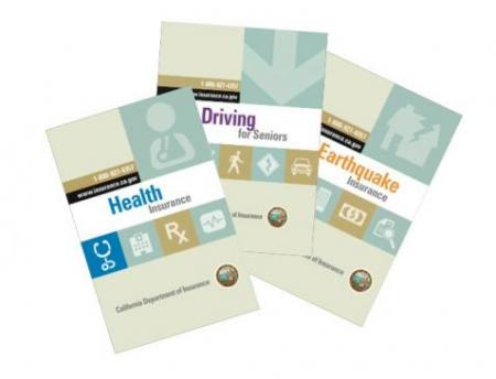 Image of California Department of Insurance Booklets